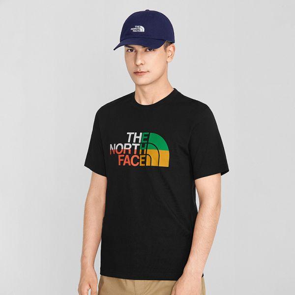 TheNorthFace北面短袖T恤男户外舒适透气上新|5AZC