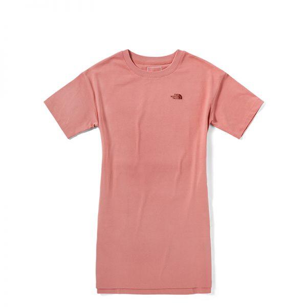 TheNorthFace北面短袖T恤裙女户外吸湿排汗上新|4982